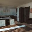 3D návrh - Kuchyň 7